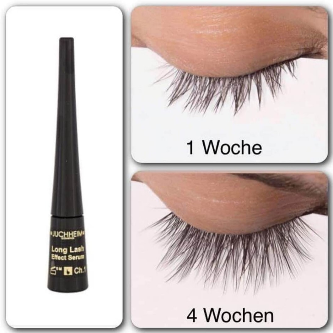 Eyelash Extension Long Lash Effect Serum Dr. Juchheim effect cosmetics Mainz Wiesbaden Frankfurt